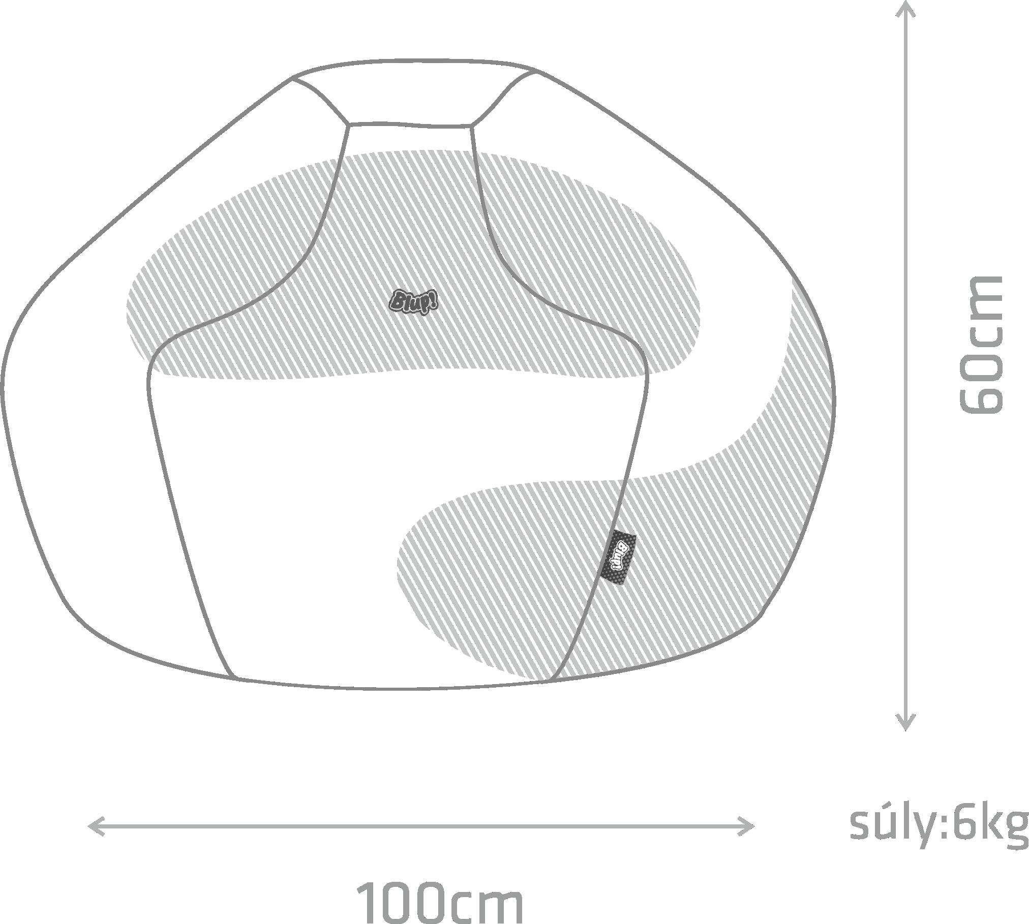 Maharadja / LIFE 56 méretek