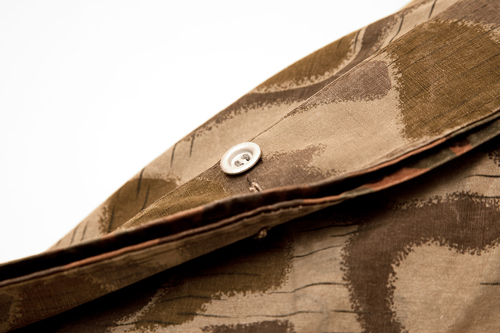 reBlup! babzsákfotel alapanyag: katonai sátorlap