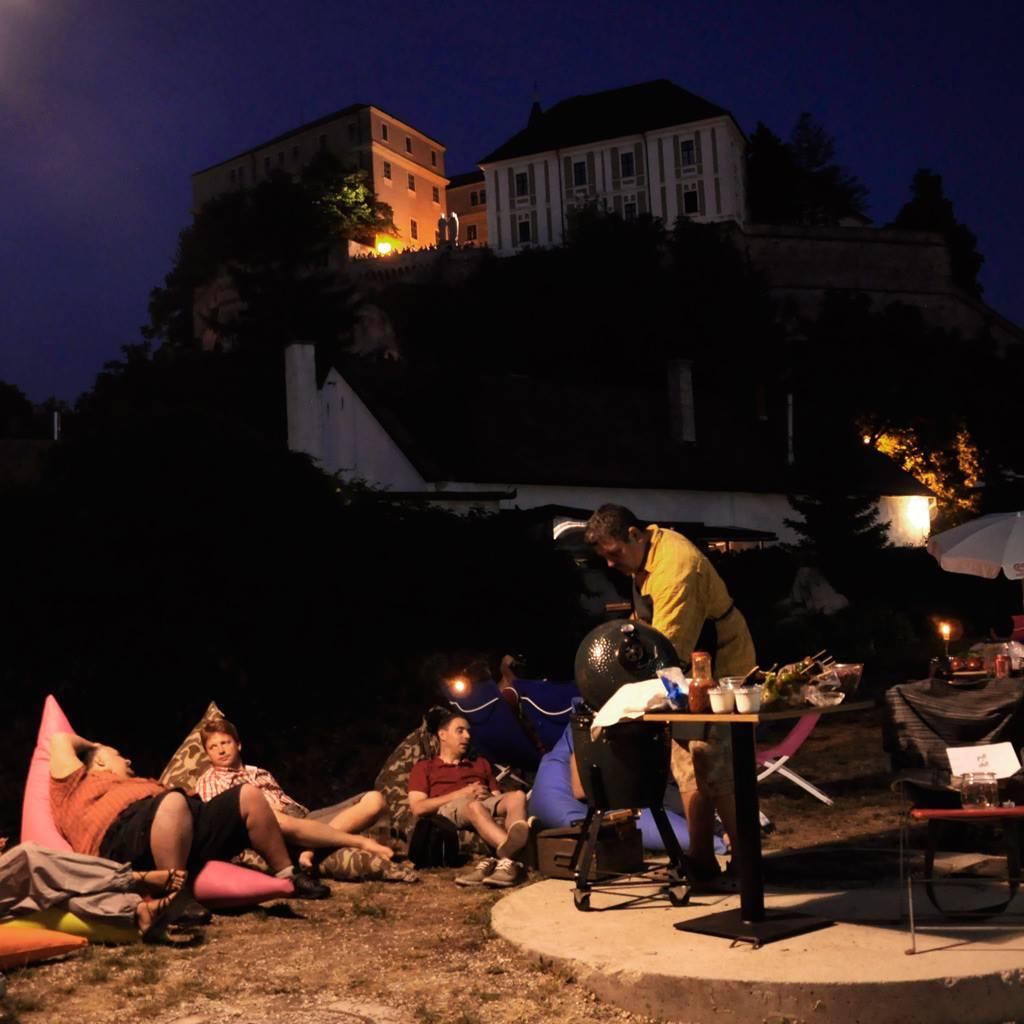 Grill'n'Chill a Veszprémi Utcazene fesztiválon