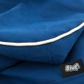 LIFE 47 babfotel-huzat fehér paszpólcsíkkal