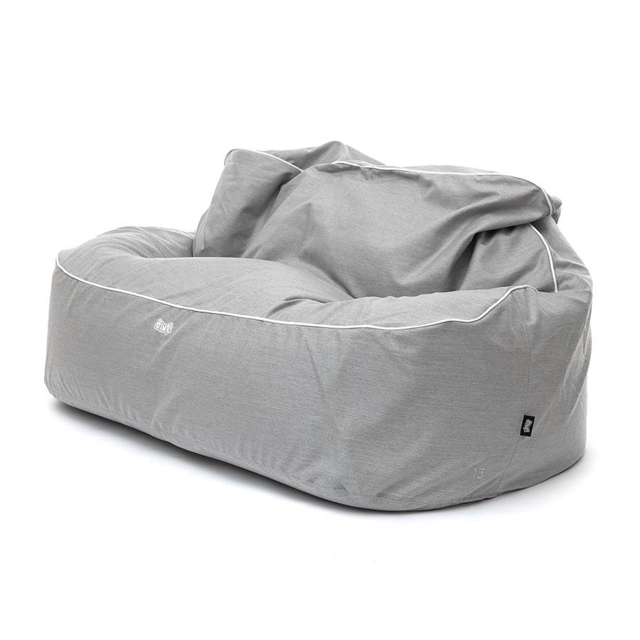 Jumbo DLX babzsák kanapé / SUNBRELLA Dusty 01
