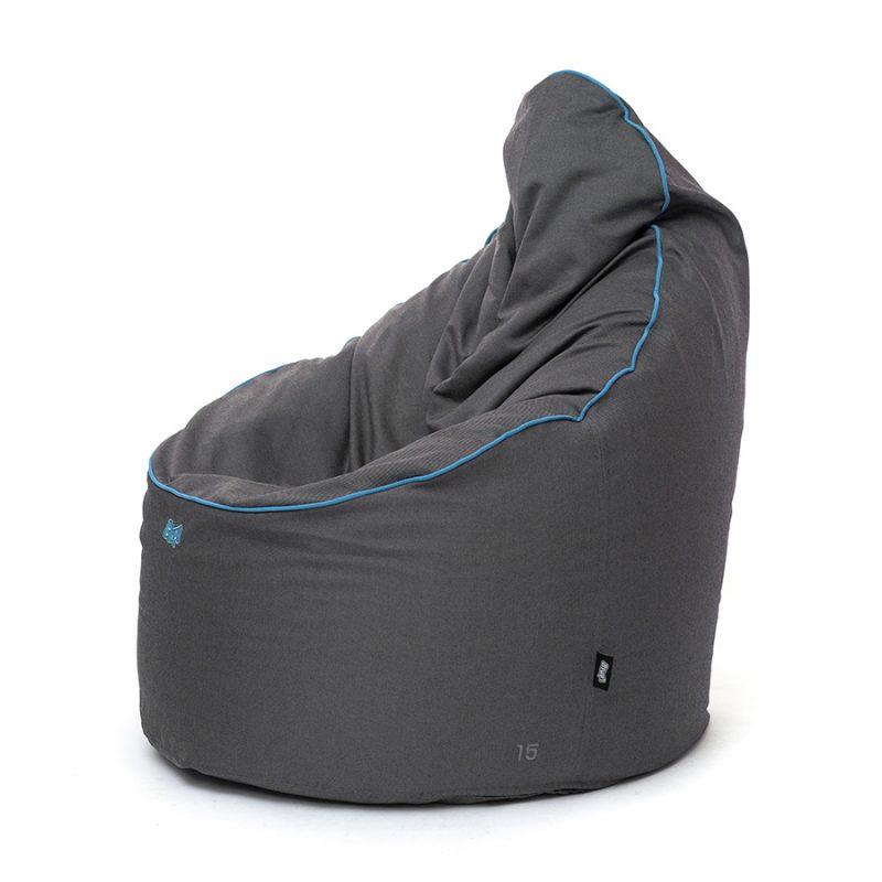 Idea beanbag / SUNBRELLA Ash 37