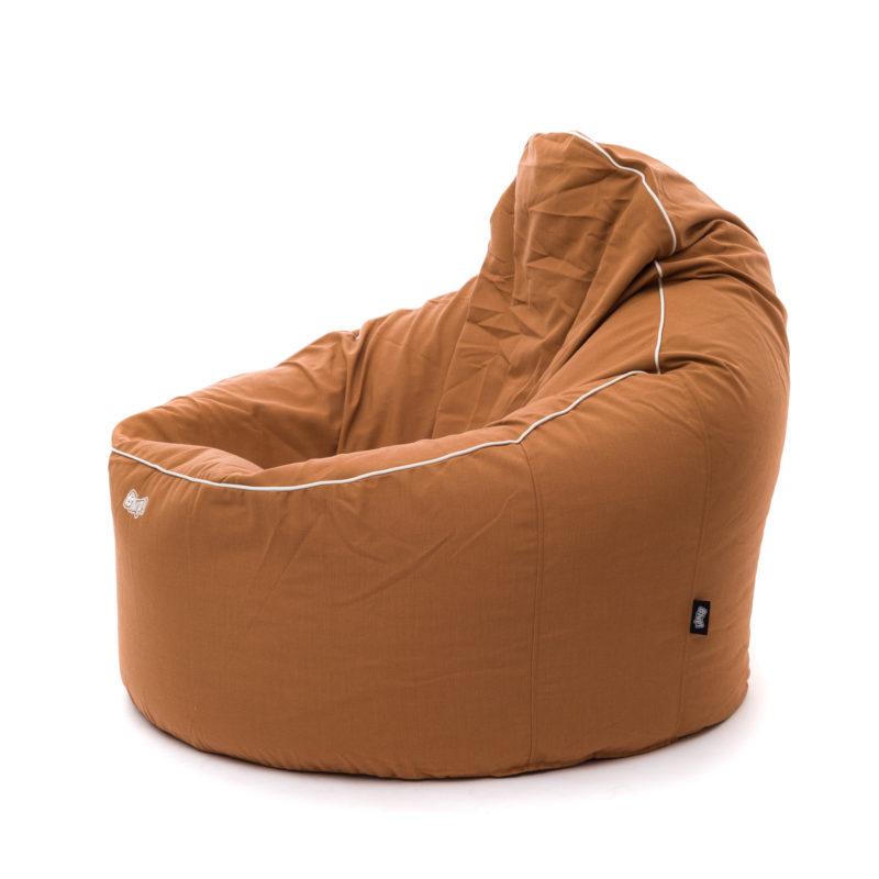 Paradiso beanbag / SUNBRELLA 3934 Copper PAS 3943